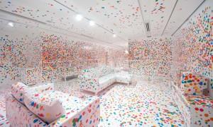 Yayoi Kusama Queensland Art Gallery Vishopmag