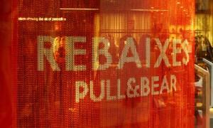Kriska Decor Pull&Bear Escaparates Rebajas VishopMag