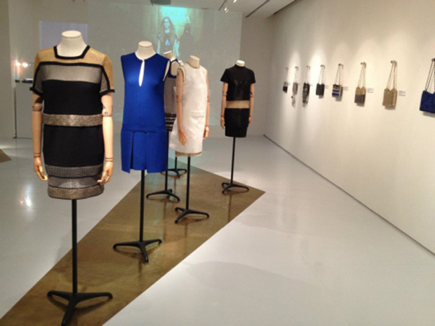 pop-up store maniquies paco rabanne vishopmag