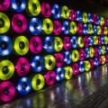 revista tendencias arte instalación luz vishopmag