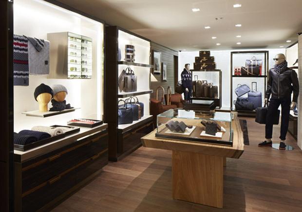 Louis Vuitton Inaugura En Los Alpes Suizos Vishop