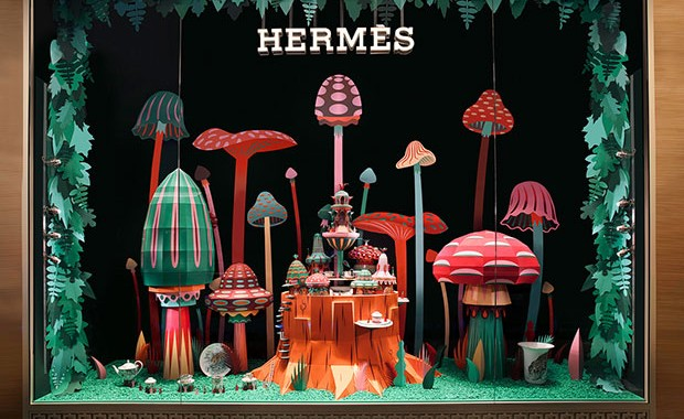 revista-magazine-escaparates-retail-design-forest-folks-zimzou-hermès-vishopmag001