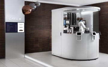 CAFE X. A ROBOTIC EXPERIENCE