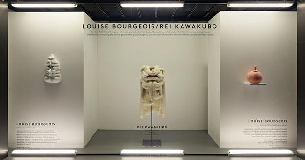 Rei kawakubo y louise bourgeois juntas en barneys vishop magazinevishop magazine - Bourgeois foto ...