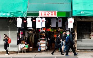 DEISEL. LA POP-UP STORE DE DIESEL