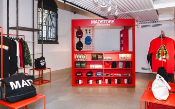 MADSTORE UNDERCOVER POP-UP STORE