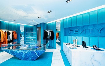FENTY POP-UP STORE