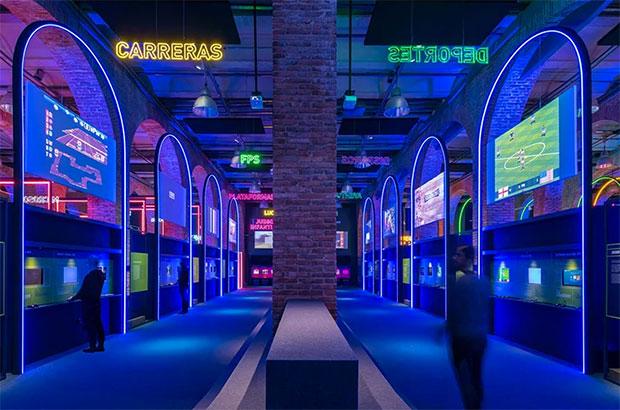 vishopmag-revista-magazine-escaparatismo-visualmerchandising-retail-design-madrid-game-on-videojuego-exposicion-1